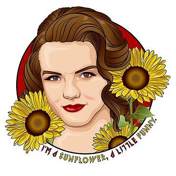 Sunflower by annnadary