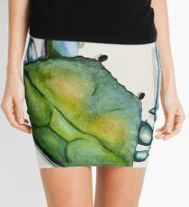 Crab Mini Skirt