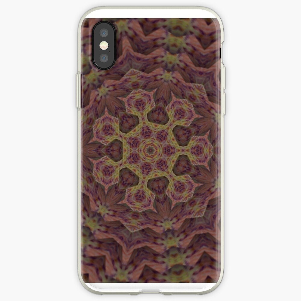 Alien Bacteria from the Black Lagoon of Space iPhone Case & Cover