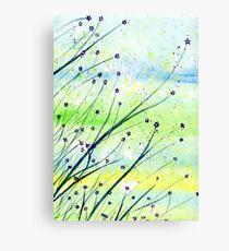 Deb's Garden Canvas Print