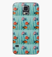 Tropical Fish Case/Skin for Samsung Galaxy