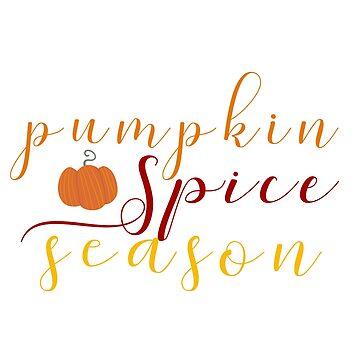 Pumpkin Spice Season by thatbookgal