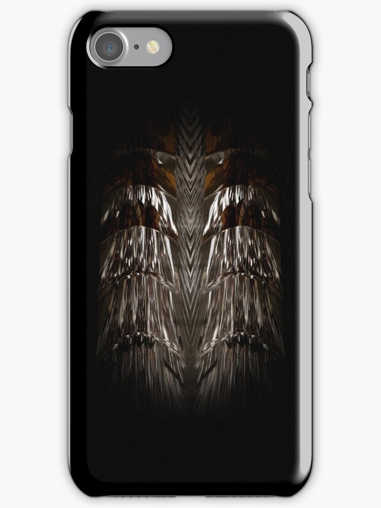 POWER OF DESTINY iPhone case by Elaine Bawden