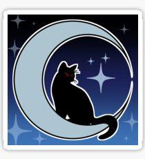Witch's Familiar (BG version) Sticker