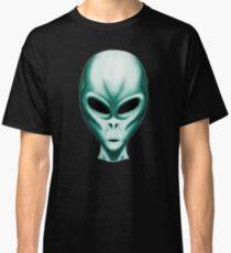 alien extraterreste  Classic T-Shirt