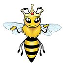 Queen Bee by Chuck Whelon