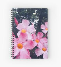 Delicate Petals Spiral Notebook