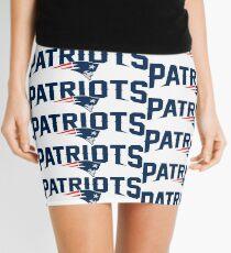 Kapten New England Patriots Mini Skirt