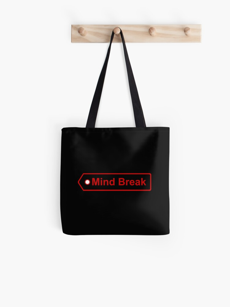 HH TAG MIND BREAK | Tote Bag
