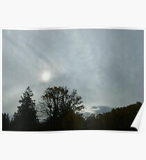 The Silvery Sun Poster