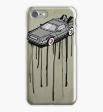 Delorean Drip iPhone Case/Skin
