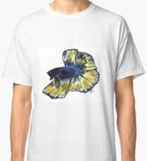 Art Doodle No. 34 Betta Fish Classic T-Shirt