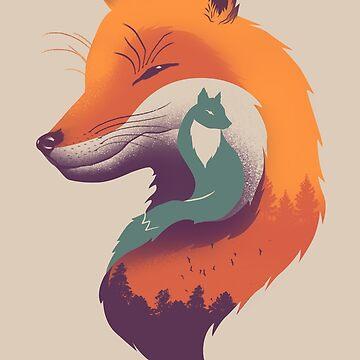 Foxy Breeze by vincenttrinidad