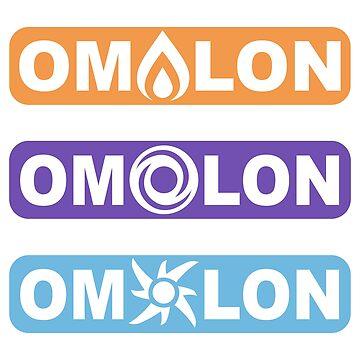Omolon Solar, Arc, Void by imadinosrawr