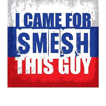 Khabib Nurmagomedov UFC - I came for smesh this guy! by gettinitnow