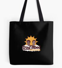 troy and abed Tote Bag