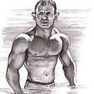 Daniel Craig - James Bond by Alleycatsgarden