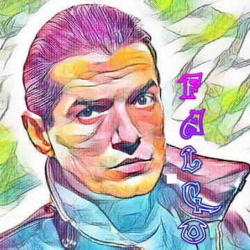 Falco Art by justrachna