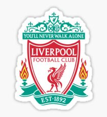 Liverpool Football Club Sticker