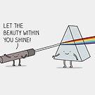 let it shine!  by Milkyprint