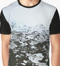 Mt Ruapehu Graphic T-Shirt