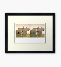 Daydreamer Framed Print