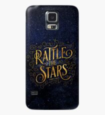 Rattle the Stars - Night Case/Skin for Samsung Galaxy