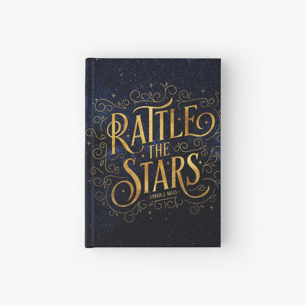 Rattle the Stars - Nacht Notizbuch