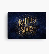 Rattle the Stars - Nacht Leinwanddruck