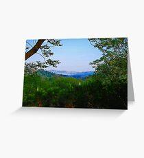 Magaliesburg At Dawn Greeting Card