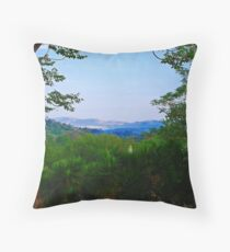 Magaliesburg At Dawn Throw Pillow