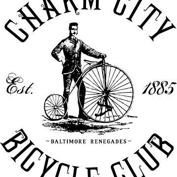 Baltimore Bicycle Club by smashtransit