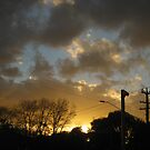 Electric Sunset by GemmaWiseman