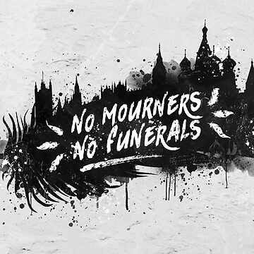 No Mourners No Funerals de stellaarts