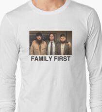 Family First - Schrute  Long Sleeve T-Shirt