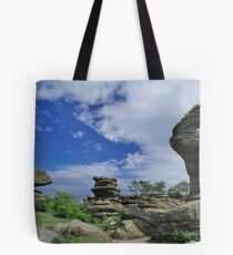 Brimham Rocks 6 Tote Bag