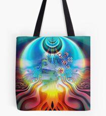 Soul Energy Channels Tote Bag