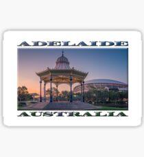 Adelaide Dusk Sticker
