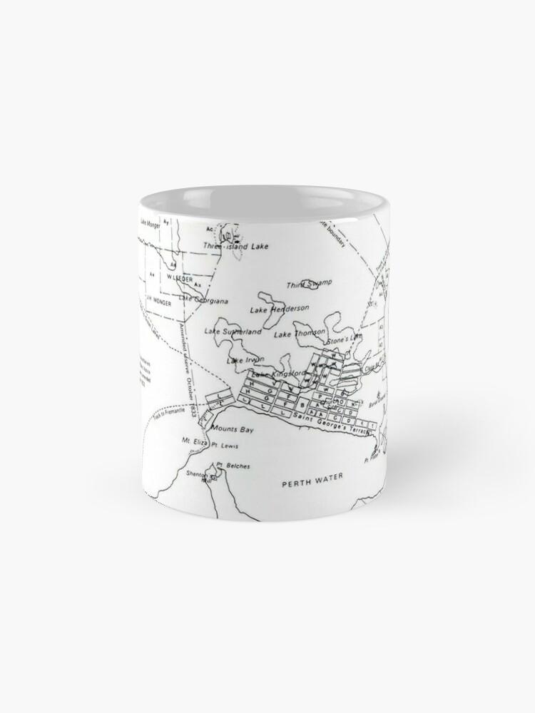 Vista alternativa de Tazas Perth 1832
