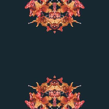 HALF FLOWER by EDDESIGNFORFUN
