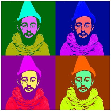 Henri de Toulouse-Lautrec Pop Art Design by Chunga