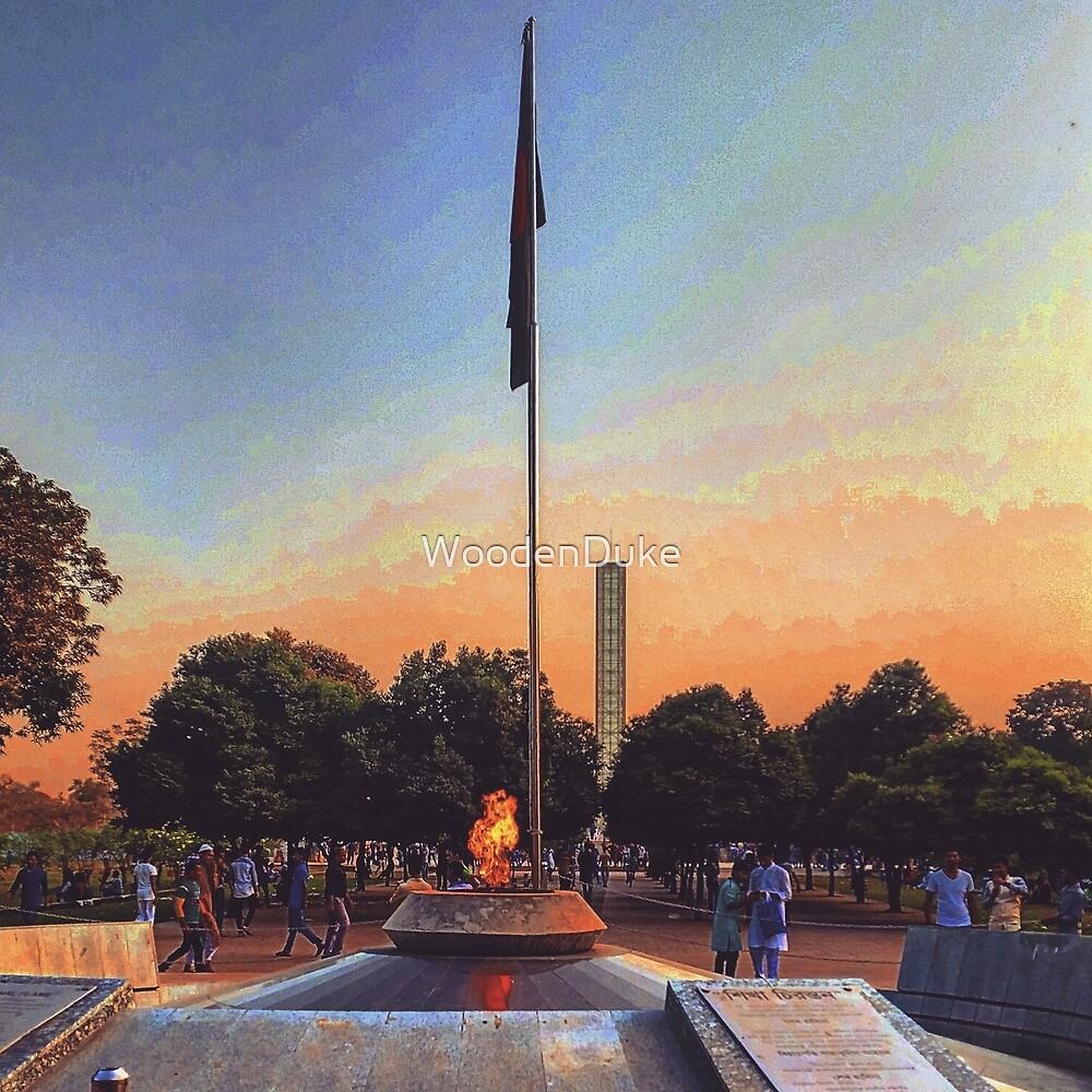 The Dhaka Shrine of Liberation by WoodenDuke