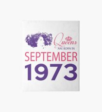 It's My Birthday 45. Made In September 1973. 1973 Gift Ideas. Art Board