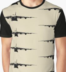 An-124 Ruslan Graphic T-Shirt