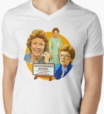 For The Love Of Meg Men's V-Neck T-Shirt