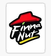 FINNA NUT Sticker