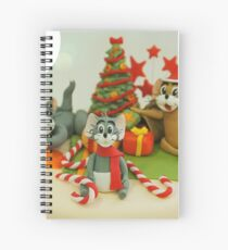 Cuaderno de espiral Tort Tom & Jerry Idyllic Events keindahan