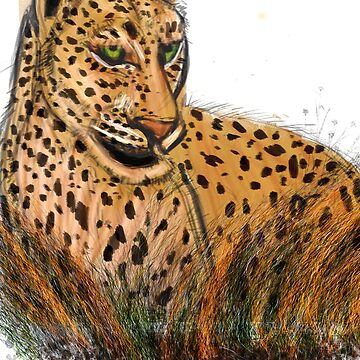 Leopard Wild Life Tshirts by design4tees