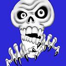 Vampire Skull by LoneAngel