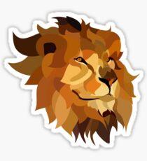 Premium Quality Lion Sticker